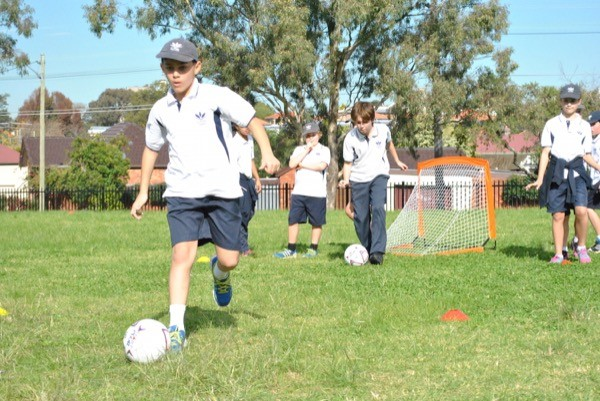 Sporting and Physical Activities at St Peters Public School