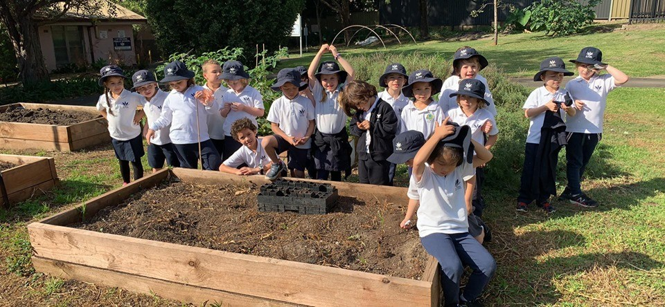 Green Fingers - St Peters Public School