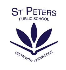 St Peters Public School logo